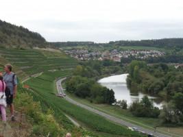 Maintal bei Triefenstein, ein schöner Ausblick