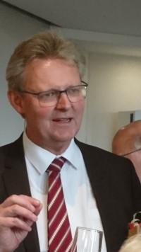 Ulrich von Kirchbach spricht über die Herausforderungen in Freiburg