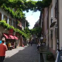 Freiburg hat viele schöne Ecken - einige davon sehen wir uns an
